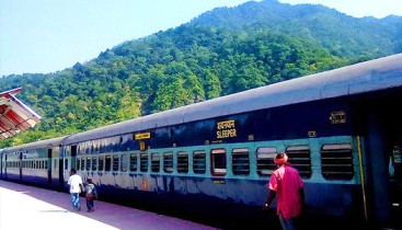 Corbett Weekend Tour by Train